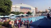 Visite des installations d'Al Ahly