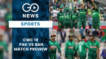 Pak Vs Ban: The Odds Are Nowhere Even