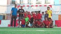 Ein Fußballclub für eine bessere Zukunft: Dragones de Lavapiés