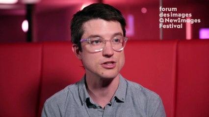 René Pinnell (Kaleidoscope) I Interview au NewImages Festival 2019