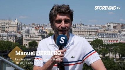 "Web-série ""Rêve de Champions"" RATP - Interview de Manuel Herrero"