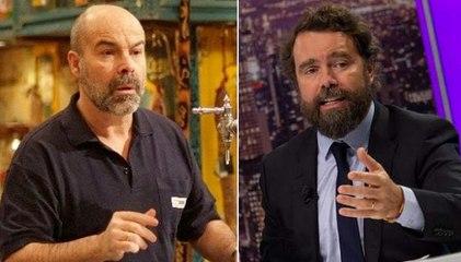 El increíble parecido entre las voces de Iván Espinosa de los Monteros y Antonio Resines