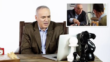 Garry Kasparov Answers Chess Questions From Twitter  Tech Support  WIRED