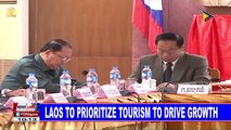Laos to prioritize tourism to drive growth