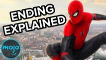 Spider-Man: Far From Home - Ending Explained!