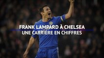 Chelsea - La carrière de Lampard avec les Blues en chiffres