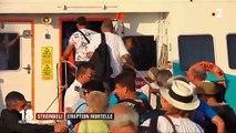 Italie : l'éruption du Stromboli fait un mort et plusieurs blessés