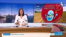 Reportage MERCOSUR-CETA de France 3 Centre Val de Loire - 3 juillet 2019