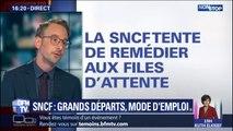 Comment la SNCF tente de faire face au rush des vacances d'été