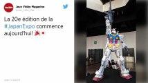 Japan Expo fête ses 20 ans, ou l'histoire d'une passion française pour le Japon