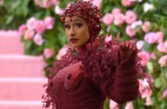 Cardi B's 'stunning' Met Gala look