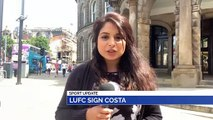 BIG Leeds Utd Transfer News : Helder Costa!