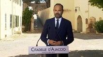 Corse : L'État vient officialiser la cession de la citadelle d'Ajaccio