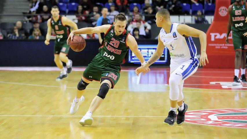Mateusz Ponitka, Lokomotiv Kuban Krasnodar, 2018-19 highlights