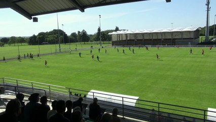 Les buts lorientais face aux Chamois Niortais 19-20