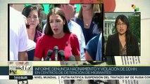 Temas del Día: EE.UU: denuncian trato cruel de autoridades a migrantes