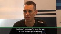 Froome injury makes Thomas the favourite - Porte