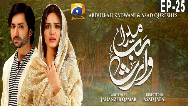 Mera Rab Waris Episode 25 HAR PAL GEO DRAMAS 4th July 2019