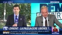 """Enfants fauchés à Lorient: la remise en liberté de la passagère """"serait inconcevable"""", Philippe Courtois"""