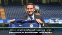 Lampard ready to prove he's got what it takes to be successful at Chelsea