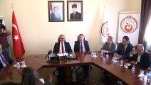 EMITT Fuarı hazırlıkları - Vali Karaloğlu'nun açıklaması - ANTALYA