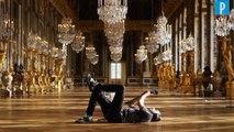 L'artiste Thylacine mixe des sons enregistrés au château de Versailles