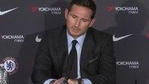 I'm not dwelling on Hazard's departure - Lampard