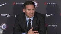 CLEAN: I'm not dwelling on Hazard's departure - Lampard