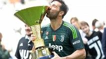 Gianluigi Buffon revient à la Juve