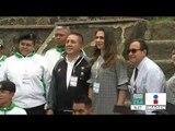 En Teotihuacan se enciende el fuego de los Juegos Panamericanos 2019 | Noticias con Francisco Zea