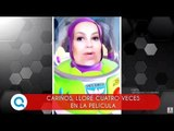 Las veces que lloró Thalía con Toy Story 4 | Qué Importa