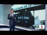 ¡Así son los exámenes que se realizan a los policías federales! | Noticias con Francisco Zea