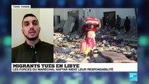Migrants tués en Libye : le chef de l'ONU demande une enquête indépendante