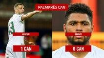 8e de finale de la CAN 2019 : Algérie - Guinée en chiffres