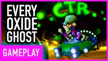 We Beat Every Nitrous Oxide Ghost On Every Track | Crash Team Racing Nitro-Fueled