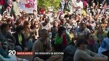 Baccalauréat : 30 000 copies toujours retenues par les enseignants grévistes