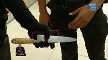 Dos sujetos fueron capturados luego de  robar un celular a una mujer al norte de Guayaquil