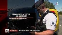 Sécurité routière : hausse des comportements à risque en France