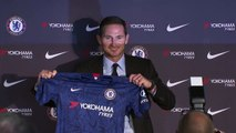 (Subtitled) Defiant Lampard dismisses suggestions of inexperience after Chelsea appointment