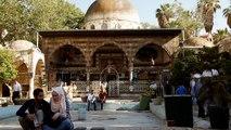 Damascus citadel restoration in progress, UNESCO to decide fate of Syrian heritage sites