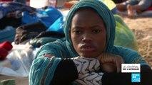 Libye : selon l'ONU, des gardes du camp bombardé auraient tiré sur des migrants