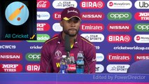 We let teams take away games from us - Shai Hope | WI | AFG Vs Wi | ICC Cricket World Cup 2019We let teams take away games from us - Shai Hope | WI | AFG Vs Wi | ICC Cricket World Cup 2019