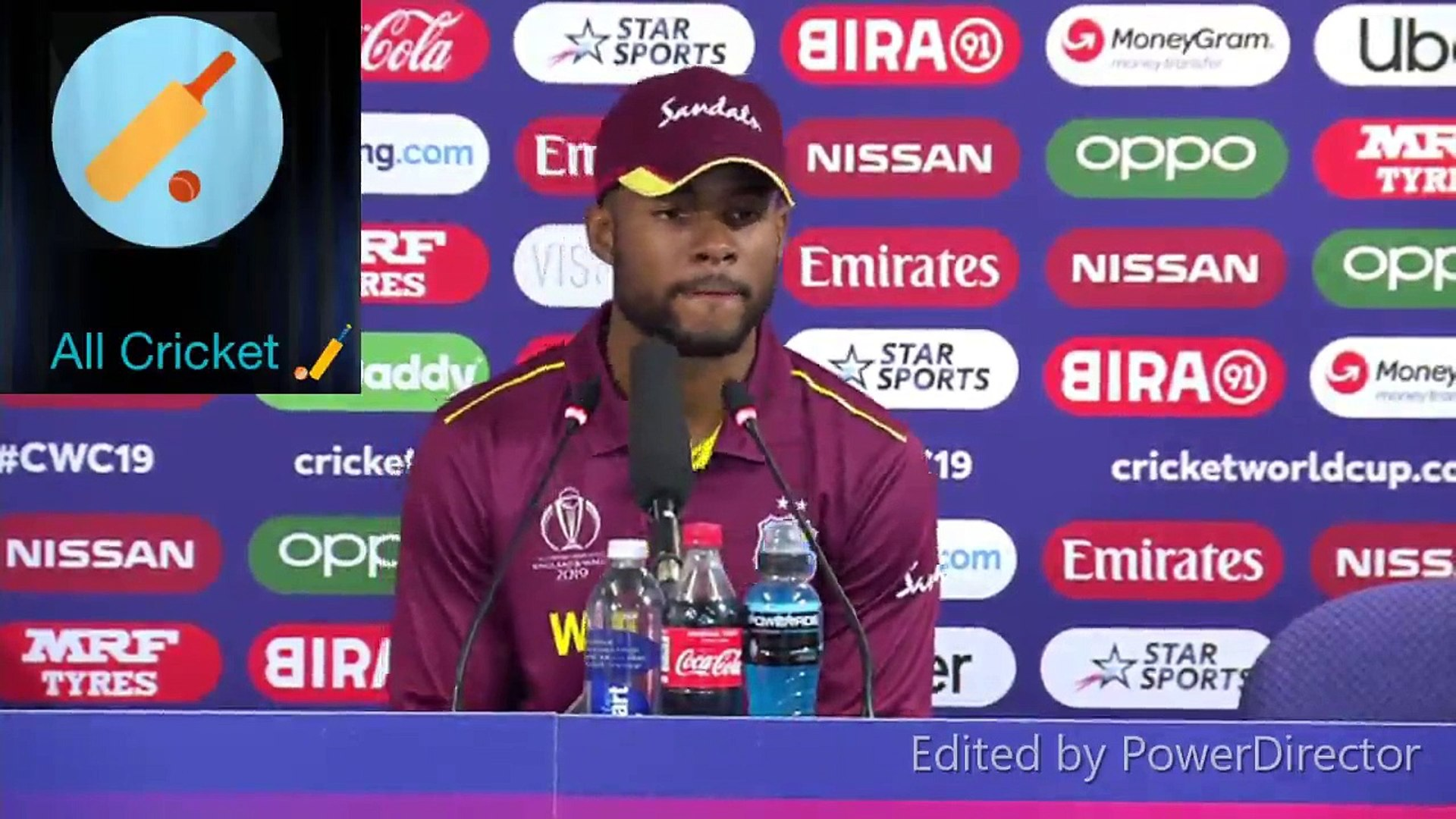 We let teams take away games from us - Shai Hope | WI | AFG Vs Wi | ICC Cricket World Cup 2019We let