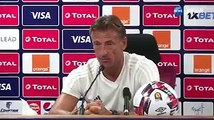 """Hervé Renard : """"L'Algérie est la meilleure équipe jusqu'à présent"""""""