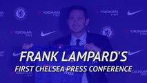 'It's the biggest challenge of my career' - Lampard's best bits