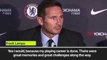 (Subtitled) Lampard ready for 'biggest challenge' as he is unveiled as Chelsea head coach