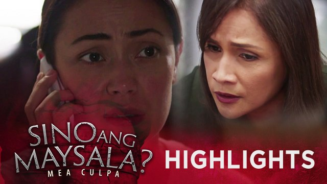 Fina pleads Noah's safety to Dolores | Sino Ang Maysala