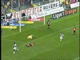 16/04/06 : John Utaka (45'+2) : Nice - Rennes (2-1)