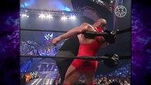 The Undertaker vs Kurt Angle WWE Undisputed Title Match 7/4/02 (2/2)