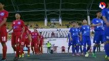 U17 Becamex Bình Dương chia điểm Sanvinest Khánh Hòa trong trận cầu 6 bàn thắng | VFF Channel